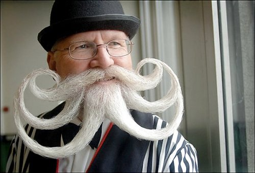 BRITAIN BEARD AND MOUSTACHE CHAMPIONSHIPS